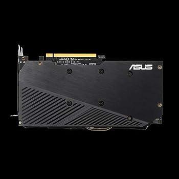 ASUS Dual EVO AMD Radeon RX 5500 XT OC Edition, Scheda Video Gaming, 8 GB GDDR6, HDMI, DisplayPort, Otimo per Gaming FullHD, Ventole AxialTech, Backplate in Metallo, Tecnologia Auto-Extreme