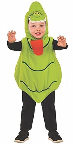 Ghostbusters Slimer Costume - Ghostbusters Slimer EZ - On Romper Costume