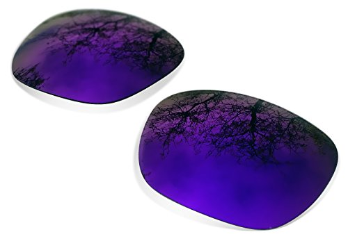sunglasses restorer Custom Wechselgläser für Oakley Garage Rock (Polarized Purple Mirror Gläser)