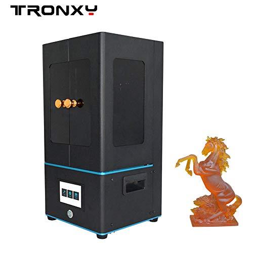 TRONXY Ultrabot SLA 3D-Drucker mit Touchscreen, 5,5-Zoll-Bildschirm zum schnellen Schneiden von Druckgröße 4. 65 x 2,6 x 7,08 Zoll - 8