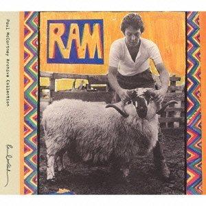 Ram by Paul Mccartney & Linda (2012-05-29)