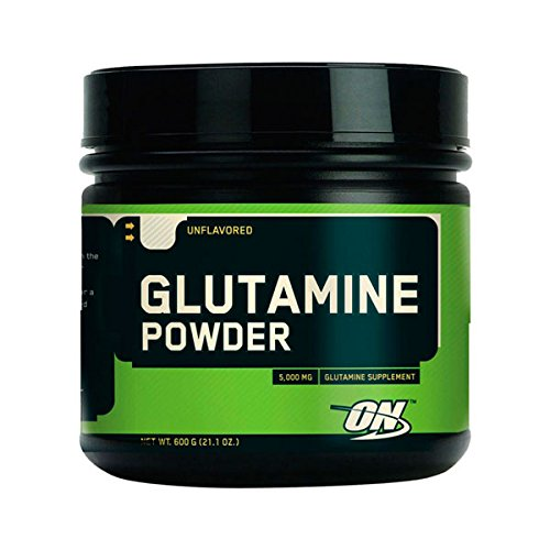 Optimum nutrition Glutamine Powder - 600 gr - 419QRFzVvsL