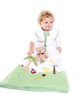 Slumbersac - Saco de dormir para bebé (peso aproximado 2.5 tog), diseño de animales