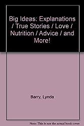 Big Ideas by Lynda Barry (1993-01-01)