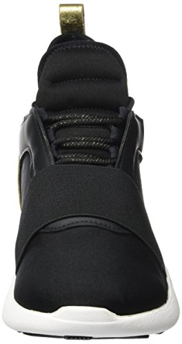 Kendall and Kylie Damen Kkbraydin3 Sneaker Mehrfarbig (BLACK MULTI FABRIC)