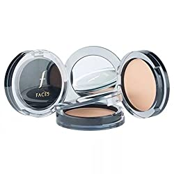 Faces Glam On Prime Perfect Pressed Powder Spf 15 03-Beige 9g