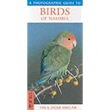 Birds of Namibia (Photographic Guides)