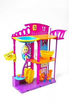 Polly Pocket X0107 - Divercasa De Polly   (Mattel) por Mattel