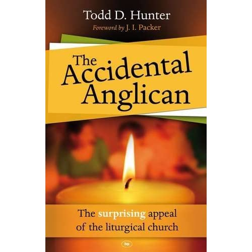 The Accidental Anglican by Todd D Hunter (2011-01-21)