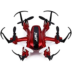 Drone RC,JJRC H20 mini RC Quadcopter 2.4 g 4 canaux 6-AXIS gyro nano Helicopter drone CF RTF RC drone by LHWY