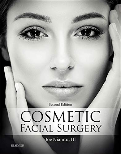 Cosmetic Facial Surgery, 2e por Joe Niamtu III DMD  FAACS