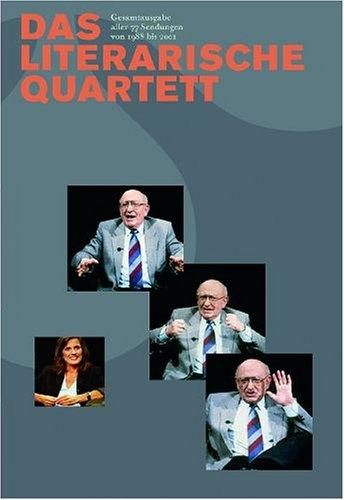 Das literarische Quartett. Buchausgabe aller 77 Sendungen von 1988 bis 2001