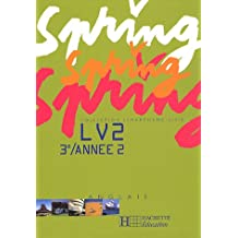 Anglais 3e LV2 Spring