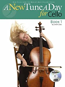 A New Tune A Day Cello Book 1 (Cd Edition) Vlc Book/Cd