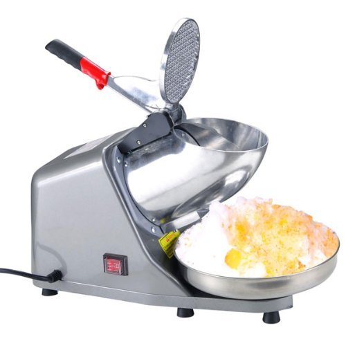 CHIMAERA Electric Snow Cone Maker - Ice Shaver Machine 200w by CHIMAERA