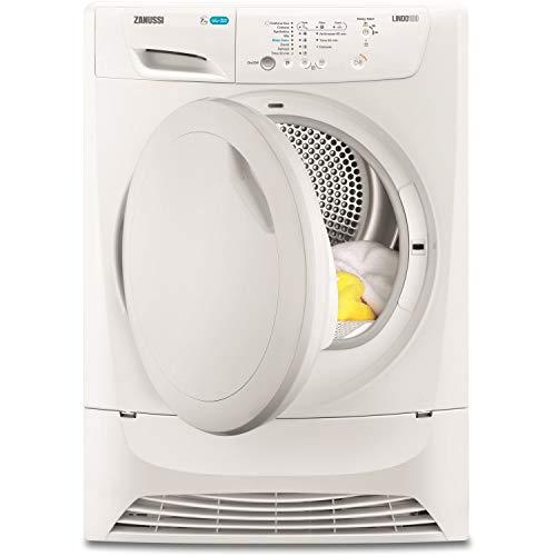 Zanussi ZDP7208PZ 7kg Freestanding Condenser Tumble Dryer - White