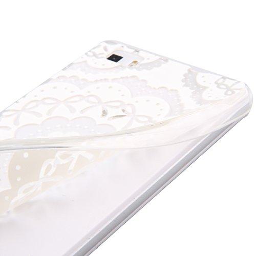 Coque pour iPhone 6s, Ultra Mince Coque de Protection en Silicone et TPU pour iPhone 6s, iPhone 6s Coque Etui Silicone Housse, iPhone 6 Coque Etui Silicone Housse, iPhone 6s Silicone Case Cover, Ukayf Tournesol