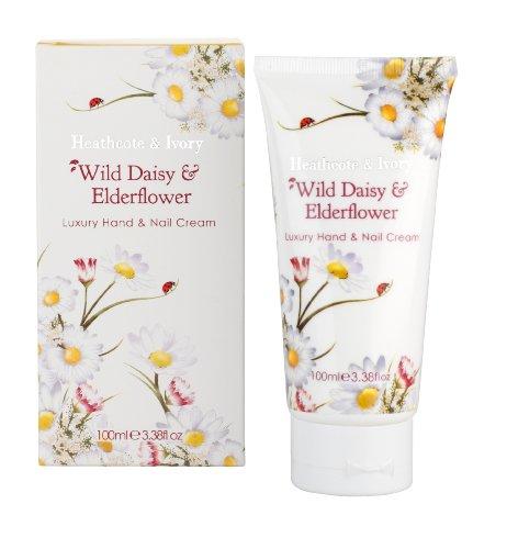 Heathcote & Ivory Hand- Nagelcreme WILD DAISY & ELDERFLOWER