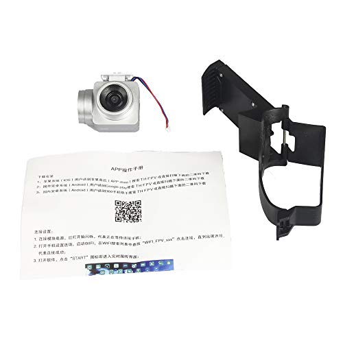 DishyKooker HD-Drohnenkamera 03.MP 2MP 5MP für KY101 HJ14 LF608 S28 30W RC Drohne Quadcopter Remote Control Drone