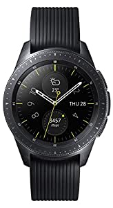 Samsung Galaxy SM-R810NZKAINU Smartwatch (Midnight Black)
