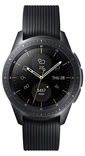 Samsung Galaxy 42 MM Smartwatch (Midnight Black)