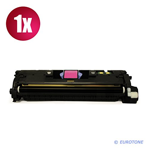 Laser Eurotone Toner Cartridge MAGENTA per HP Color LaserJet 1500