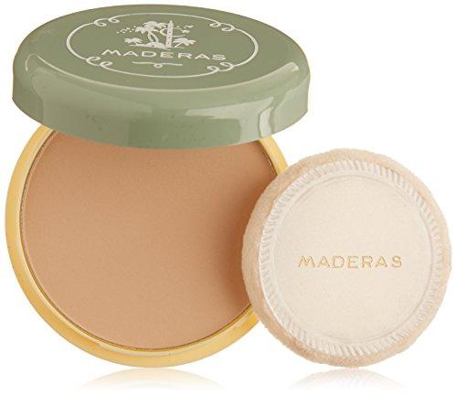 Maderas De Oriente, Maquillaje polvo tono piel medio