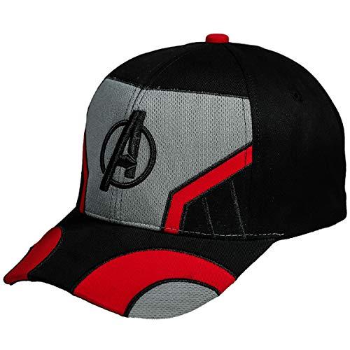 Pandacos The Avengers Mütze Baseball Cap aus Cotton Verstellbar Atmungsaktiv Sport Hat Ideales Geschenk Cosplay Zubehör Style B