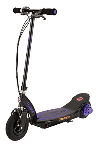 Razor Kid 's Powercore E100 patinete eléctrico, color morado