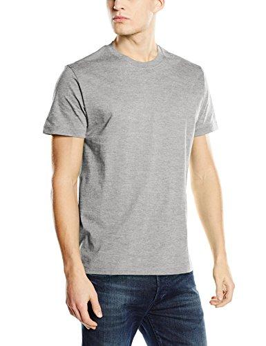 Stedman Apparel Herren T-Shirt Classic/St2000 Grau (Grey Heather)