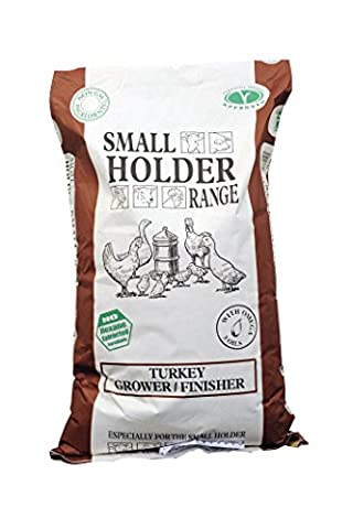 Allen & Page Turkey Grower Pellets, 20 kg