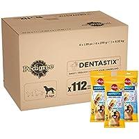 Pedigree DentaStix Daily Oral Care Zahnpflegesnack, 1er pack (1 x 112 Stück)
