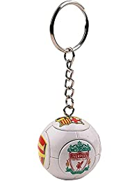 Key Era Famous Football Club All In One Football PVC Multi Colour Keychain & Keyring For Bikes, Cars, Bags, Home...
