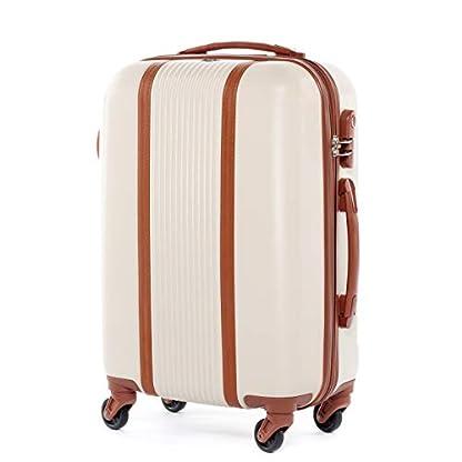 FERG-Koffer-Kofferset-Hartschale-3-teilig-Milano-Trolley-Set-Handgepck-55-cm-L-XL-3er-Hartschalenkoffer-Roll-Koffer-4-Rollen-100-ABS
