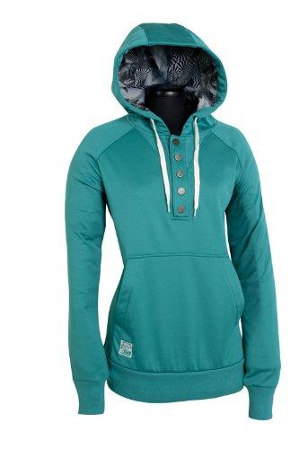 Nitro Sweatshirt à capuche Pully HD Turquoise