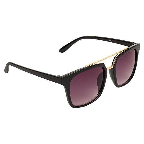 Eccellente Wayfarer Sunglasses (Black) (Pnt111)