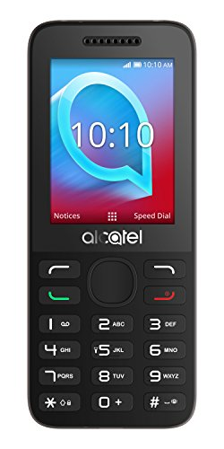 ALCATEL 2038X UK SIM-Free Smartphone - Grey Best Price and Cheapest