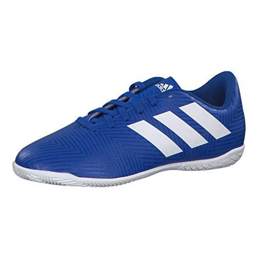 adidas Unisex-Kinder Nemeziz Tango 18.4 IN Futsalschuhe, Blau Ftwbla/Fooblu 001, 35.5 EU