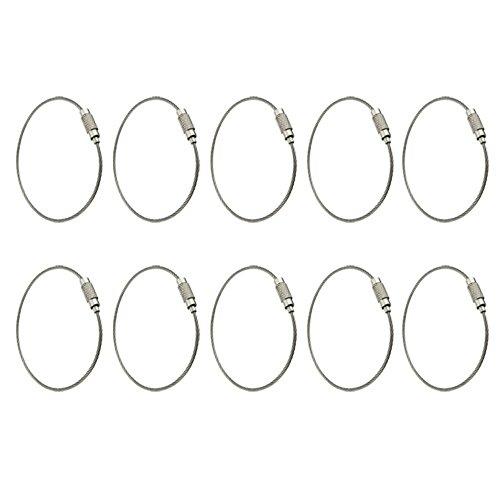 sodial-r-10pcs-in-acciaio-inox-vite-di-bloccaggio-del-filo-portachiavi-portachiavi-cable-accessori-o