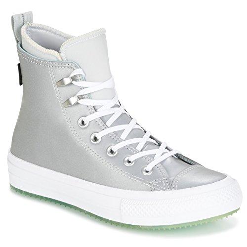 Converse Chuck Taylor All Star Waterproof High Sneaker Damen 8 US - 39 EU (Converse Silber Damen All Star)