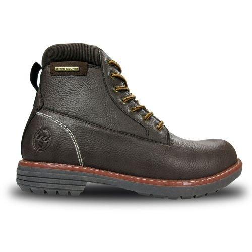 SERGIO TACCHINI Boots Cervino Homme - Coffee - Taille 41 EU