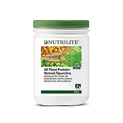 Nutrilite All Plant Protein Powder NET Weight: 450 G. By Amway Lot of 10 by Amway