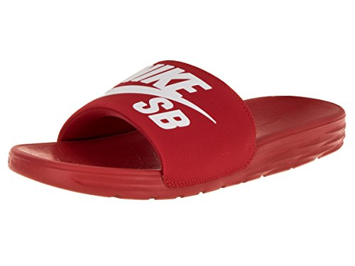 Nike Benassi Solarsot Sb Sandale University Red/White