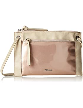 Tamaris Damen Elvira Small Crossbody Bag Umhängetasche, Einheitsgröße