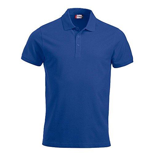 CliQue Herren Poloshirt Classic Lincoln Polo Blau (Dunkelblau)
