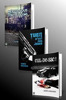 Les enquêtes du commissaire Agnelli (édition spéciale : bundle 3 livres) par [BOUCHER, Agnès]