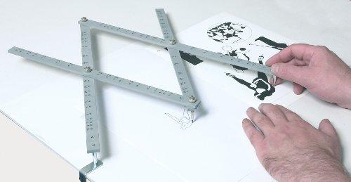 Künstler Hölzerne Stromabnehmer Zeichenwerkzeug - Jakar - 1 Stück Packung