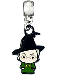 Harry Potter Cutie Collection Charm Professor McGonagall (Silver Plated) Carat