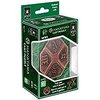 Universidad Juegos Hanayama Cast, Puzzles,, 11.93X 7.62X 4.44cm