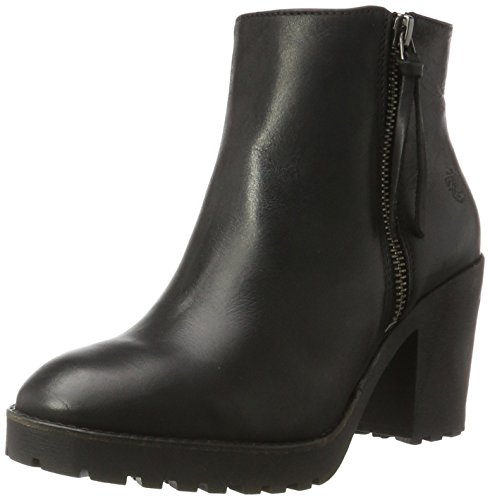 Apple of Eden Buzz, Bottines Femme, Bordeaux